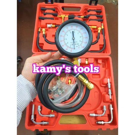 Bộ đồng hồ đo áp suất hệ thống nhiên liệu động cơ bơm xăng 42 chi tiết